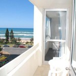 Get a great view from your Surfers Accommodation